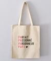 Tote Bag - Parfait Passionné Pardonneur Papa