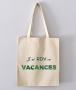 Tote Bag - J'ai RDV en Vacances