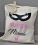 Tote Bag - Super Mamie