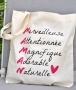 Tote Bag - Maman Merveilleuse Attentionnée Magnifique