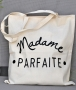 Tote Bag - Madame Parfaite