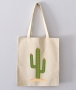 Tote Bag - Cactus mexicain